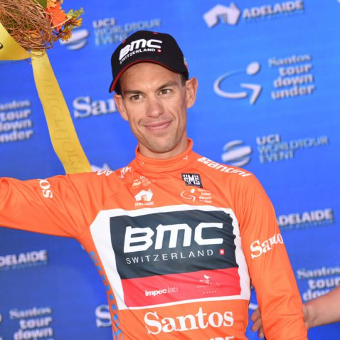 19-01-2017 Tour Down Under; Tappa 03 Glenelg - Victor Harbor; 2017, Bmc Racing Team; Porte, Richie; Victor Harbor;