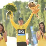 24-07-2016 Tour De France; Tappa 21 Chantilly - Paris; 2016, Team Sky; Froome, Christopher; Paris;