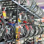 Bicycle sales in Canada continue to rise.