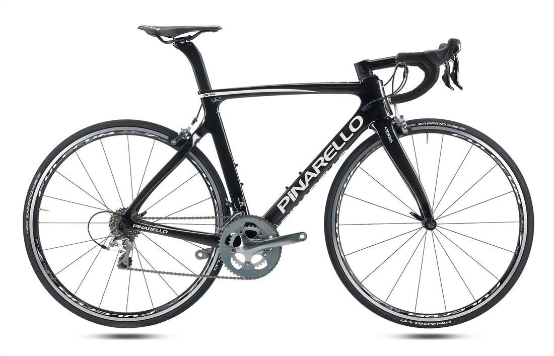 Pinarello Gan: Entry-level Italian machine with top-of-the-line refinements