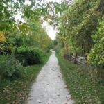 North Huron features beautiful terrain and trails for cyclists. (Image: North Huron/Facebook.