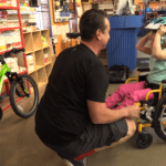Brand new bike donated to 6-year-old Regina girl injured in crash