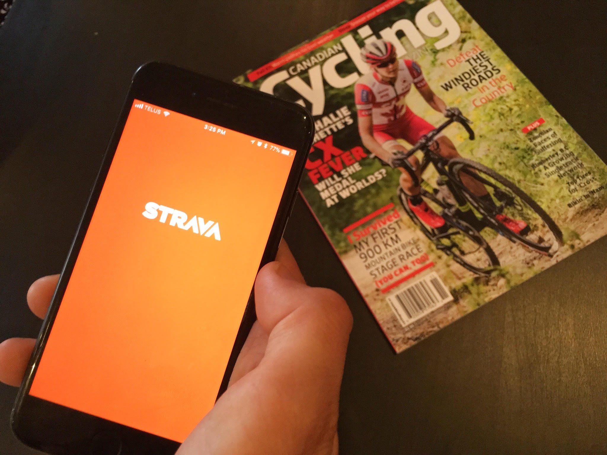 Five new Strava features - Canadian Cycling Magazine b00078666