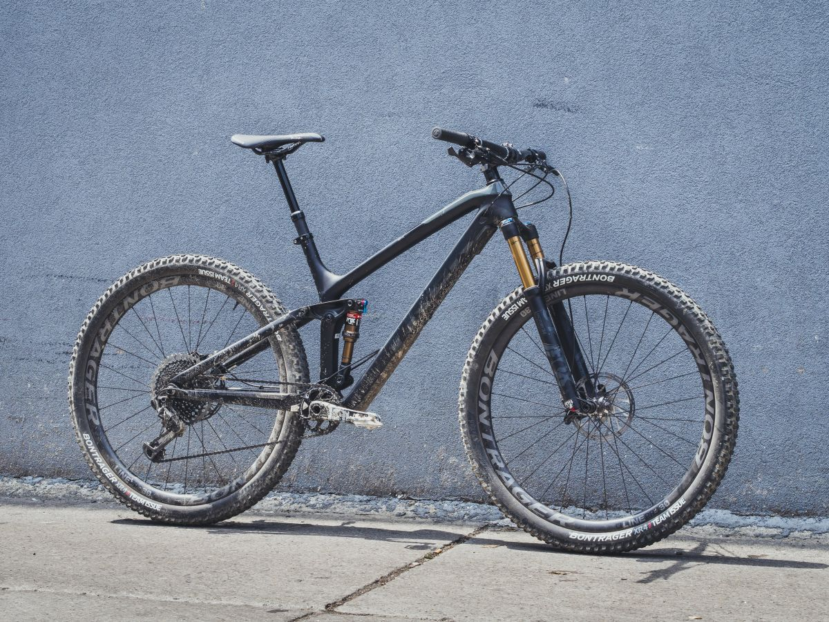 5f9efa4eda7 Trek Fuel EX 9.9 29 review: Cruise on the trail with control ...