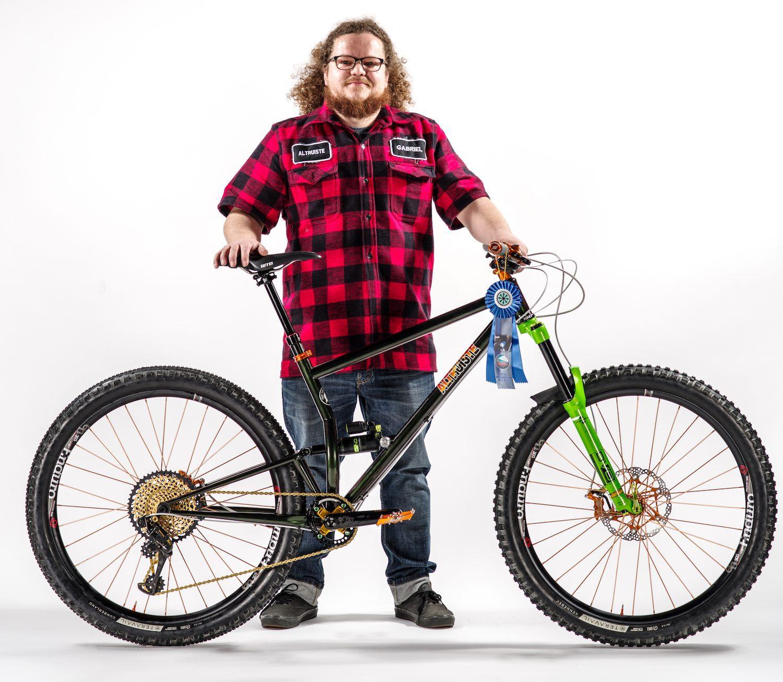 Altruiste Best Mountain Bike NAHBS 2018