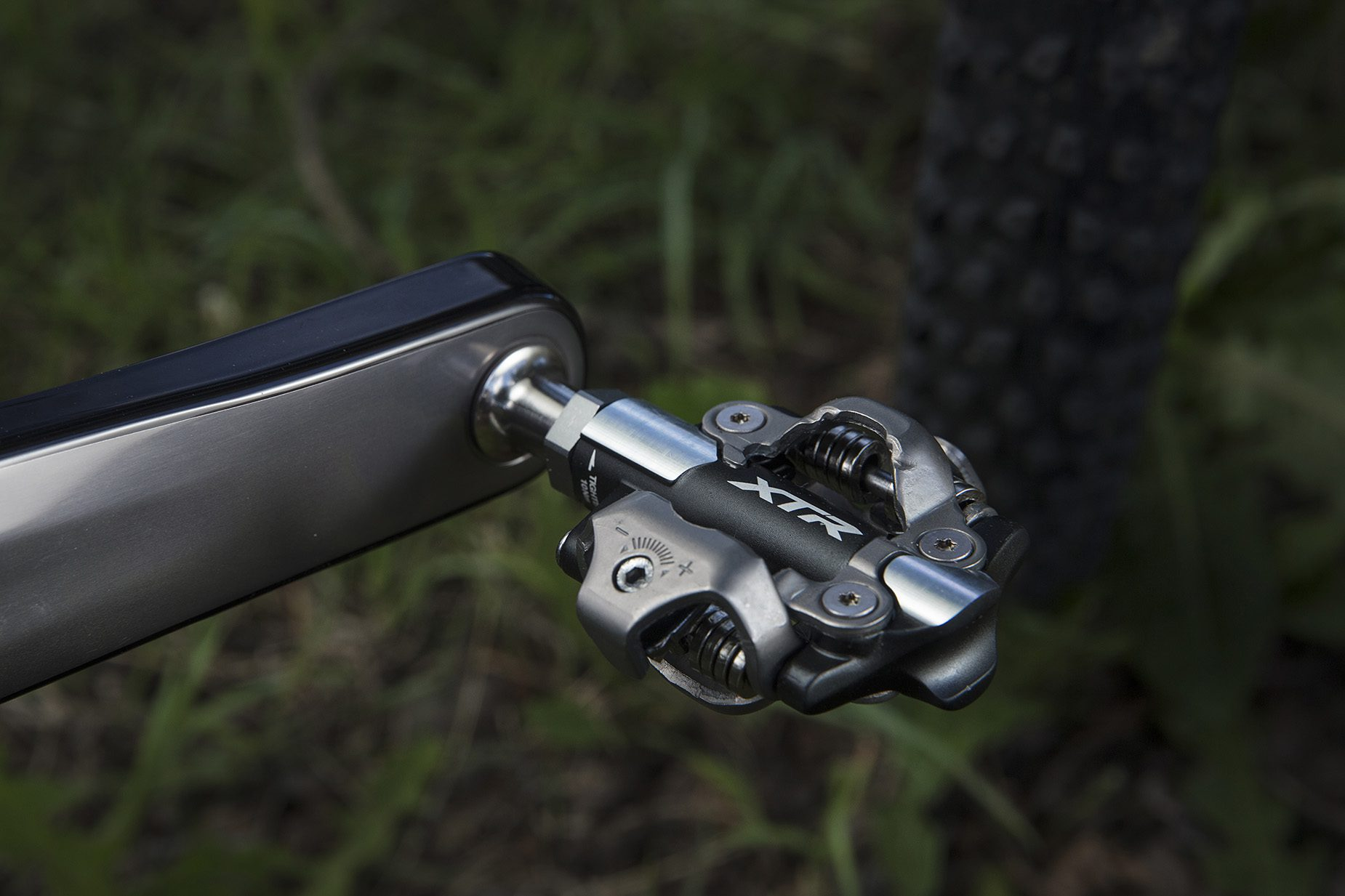 Shimano XTR M9100 cross country pedal