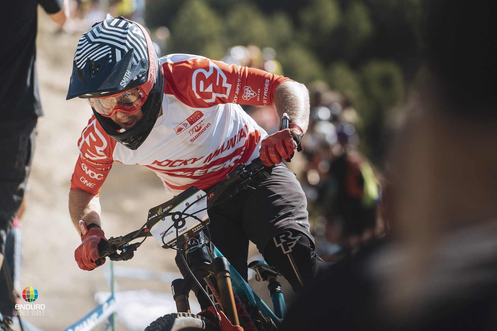 EWS Enduro World Series Ainsa Sobrarbe