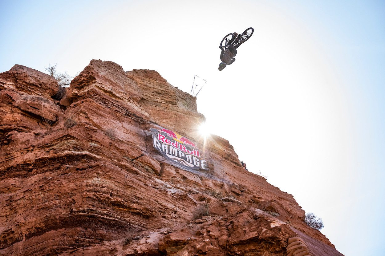 Red Bull Rampage 2018