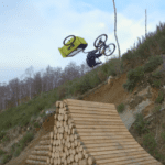 Danny MacAskill flips the script on child care with 'Danny Daycare'