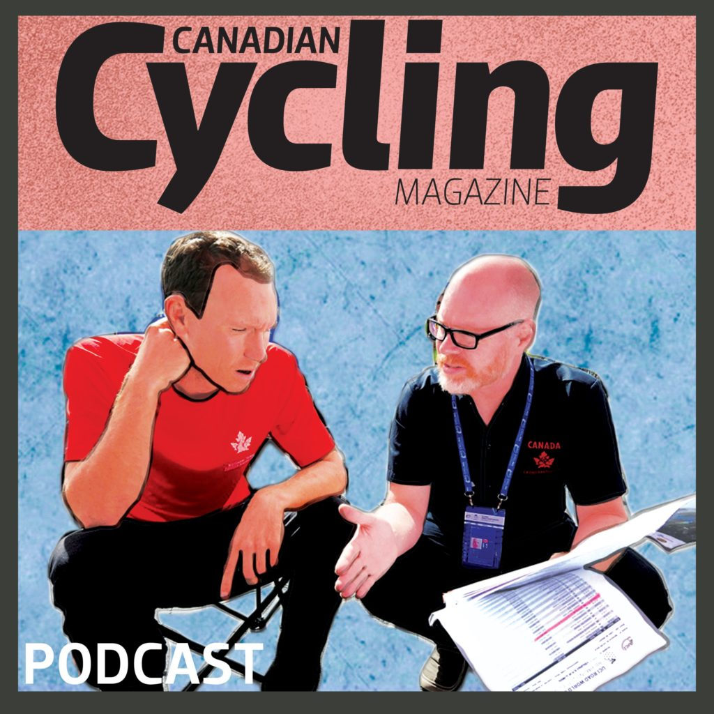 Canadian Cycling Magazine Podcast Episode 25