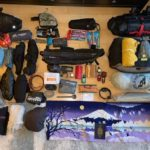 Every gram of Rob Britton's bikepacking kit
