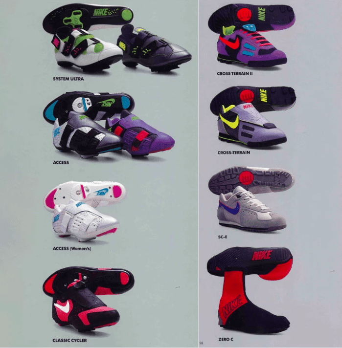 comprender Posicionamiento en buscadores antepasado  Nike's indoor cycling shoe is the latest in a new type of cycling footwear  - Canadian Cycling Magazine