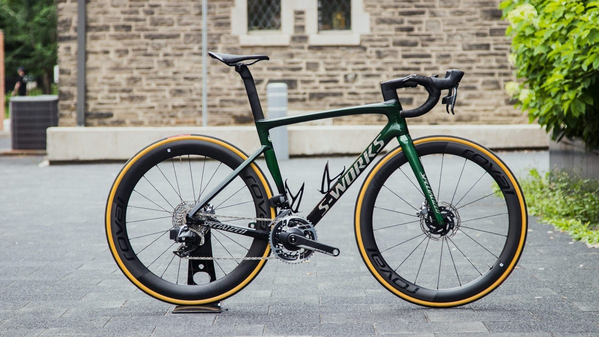 The New 2021 Specialized S Works Tarmac Sl7 Is Out For Re Venge Canadian Cycling Magazine
