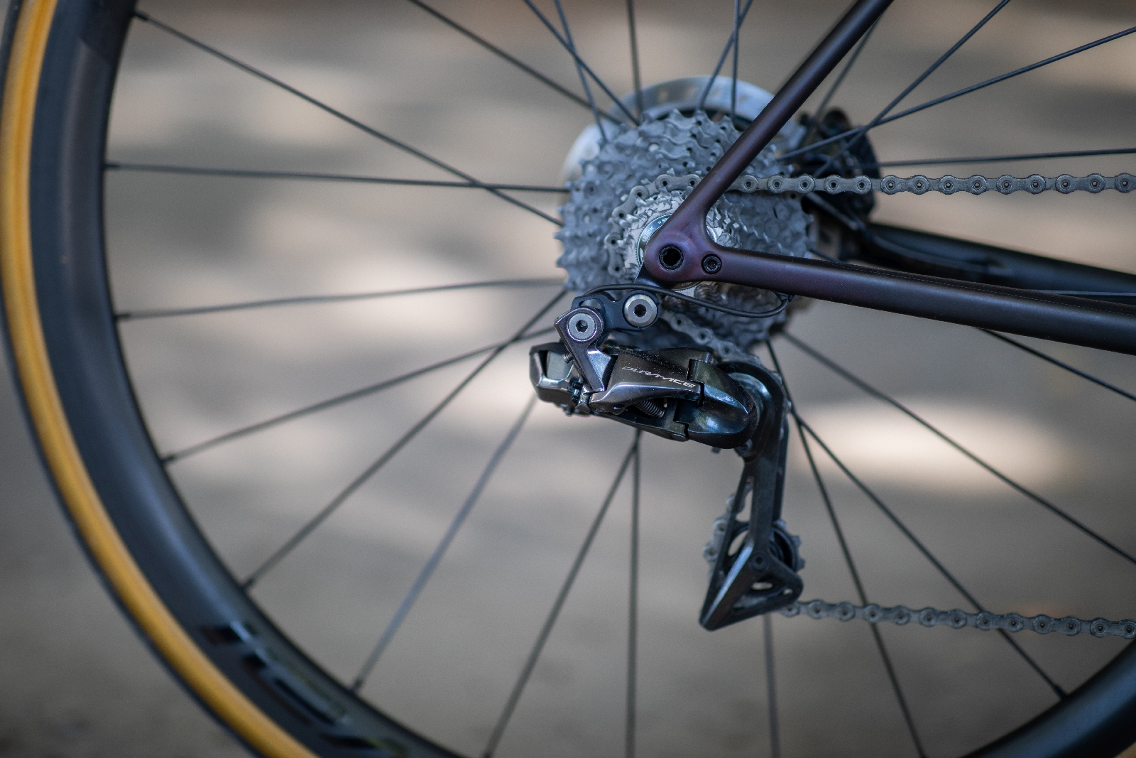 Specialized S-Works Aethos Shimano Dura-Ace Di2